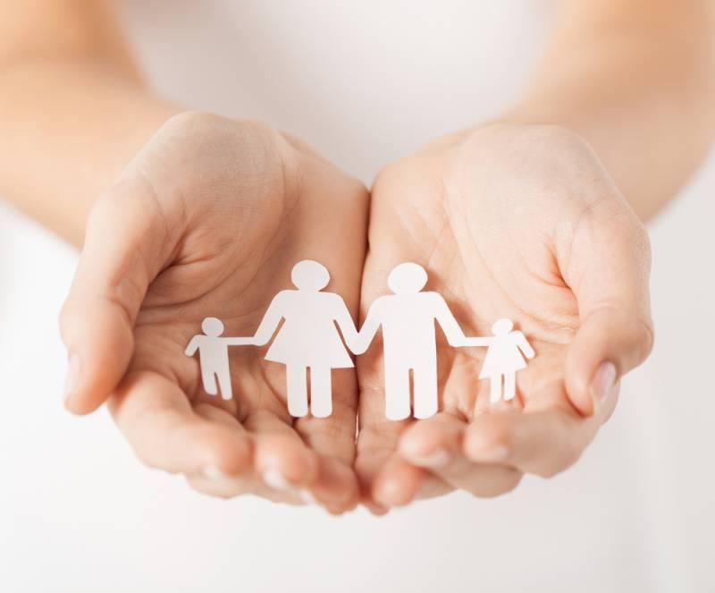 Aiuto alle famiglie