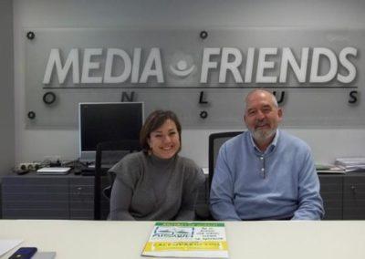 Incontro AISiWH e MediaFriends